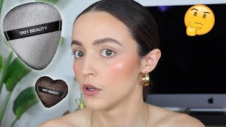 FULL FACE USING TATI BEAUTY BLENDIFUL... NOT what I expected!!!