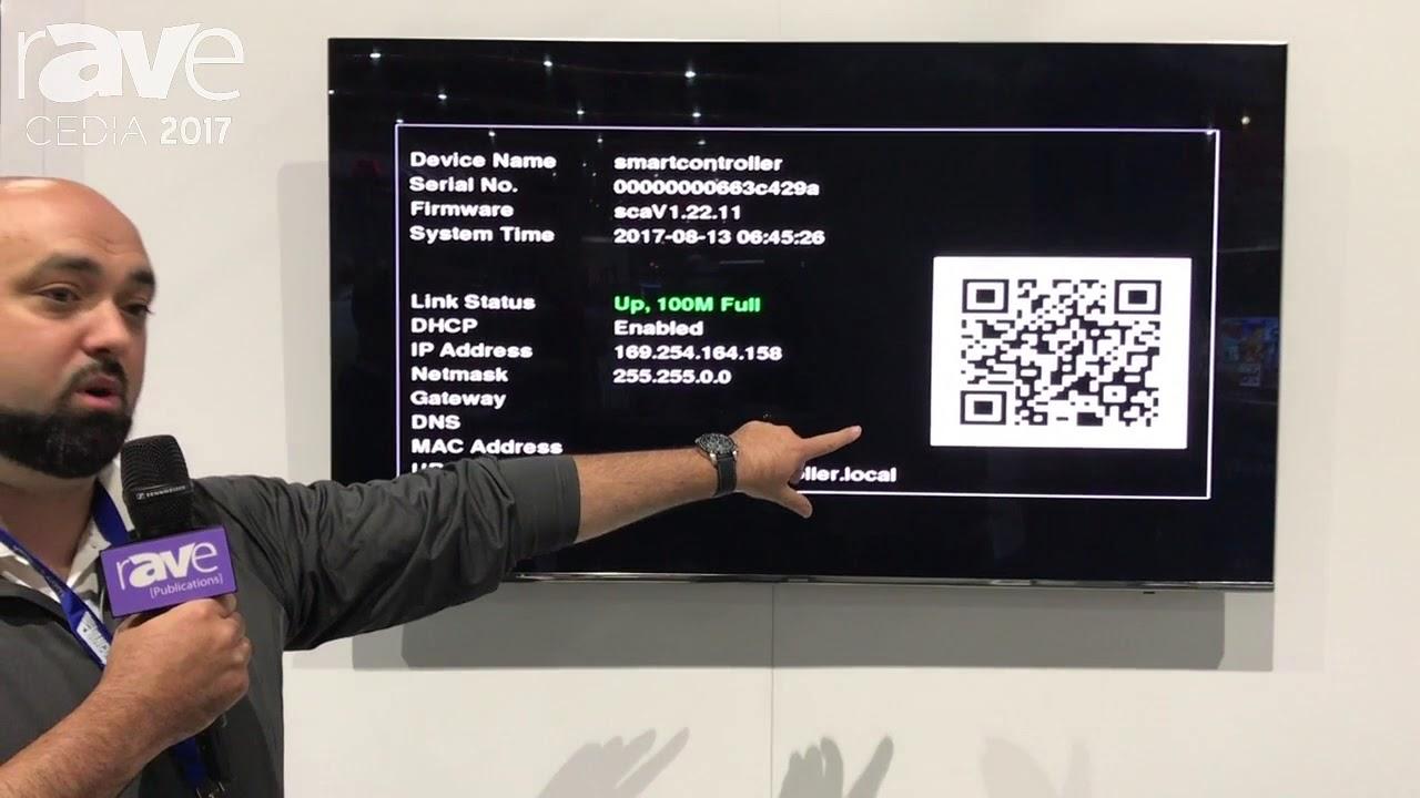 CEDIA 2017: Vanco Demos EVO-IP HDMI Over IP Multiplecast System