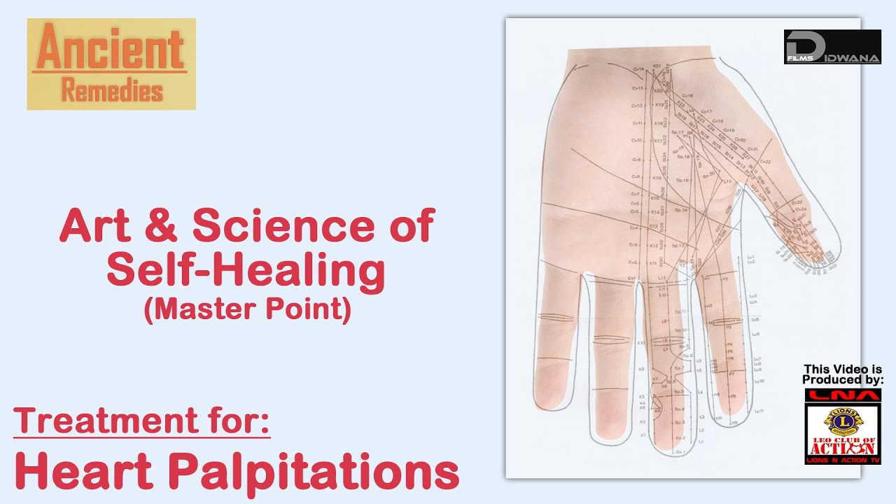 Ancient Remedies: Treatment for Heart Palpitations | Art & Science of Self  Healing