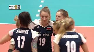 JAP x POL - Montreux Volley Masters 2019
