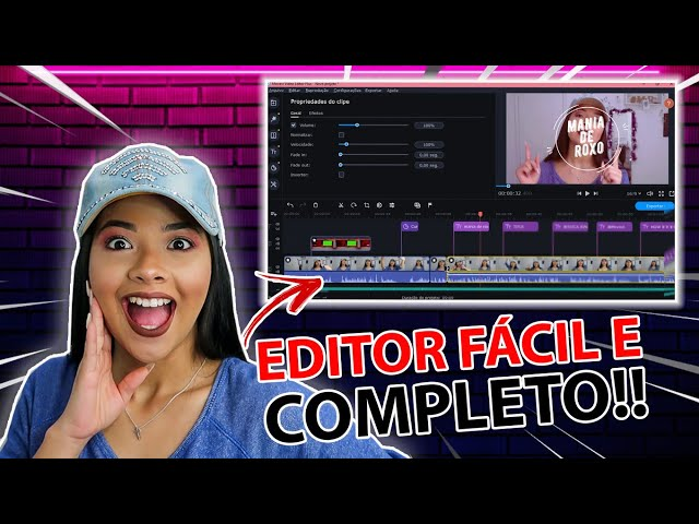 COMO EDITAR VIDEOS!! *você precisa conhecer*