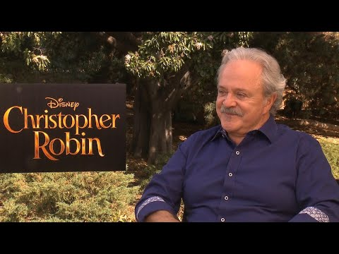 Meet Jim Cummings: Voice of Winnie the Pooh -- and Tigger Too! (Exclusive)