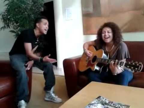 Y-ZIT & AINA QUACH - FO MIJALY ACOUSTIQUE