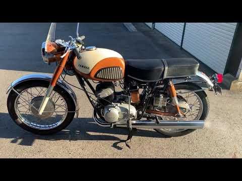 1960年式 ヤマハYDS1  限りなくオリジナル