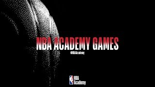 NBA Academy Games 2019 | World Select Red vs NBA Academy Latin America