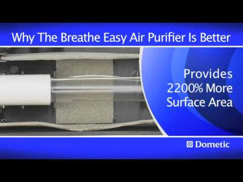 Dometic Portable Breathe Easy Air Purifier