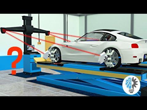Comprendre l'alignement des roues !