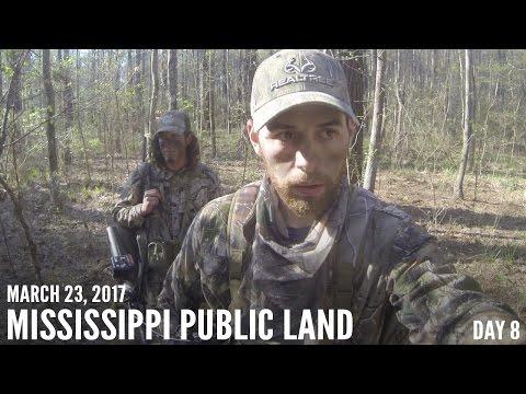 Video Blog: Mississippi Public Land Day 8