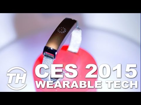 Top 5 CES 2015 Wearable Tech | Wearable Technology