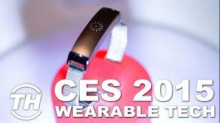 top 5 ces 2015 wearable tech   wearable technology