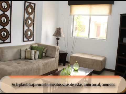 Villa club casas en guayaquil modelo de vivienda hexa for Modelo de casas villa club