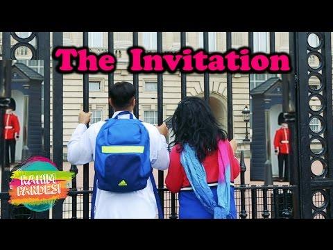The Invitation   Rahim Pardesi