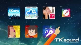 """7 ứng dụng """"CHẤT LỪ"""" hát karaoke cùng """"DẾ YÊU"""""""