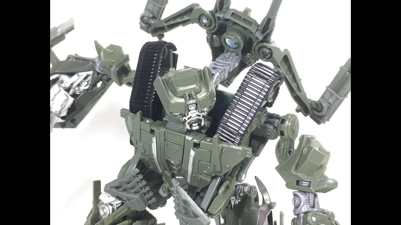 Transformers Studio Series Voyager Brawl Action Figure