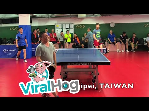 Bob Hauer - Competitive Table Tennis Matches from All Over the World