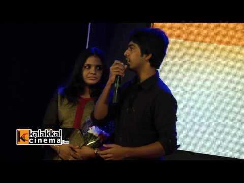 Saindhavi and GV Prakash at Soulmates Awards 2014