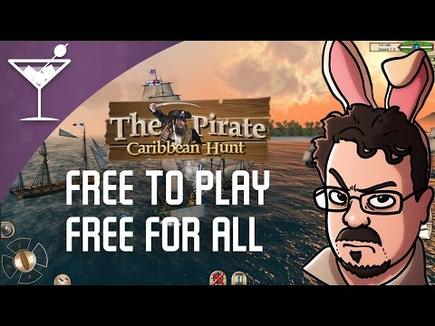 The Pirate: Caribbean Hunt | Free To Play Free For All | Let's Play With The Conquistadork