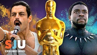 Oscars 2019! And The Nominees Are...- SJU