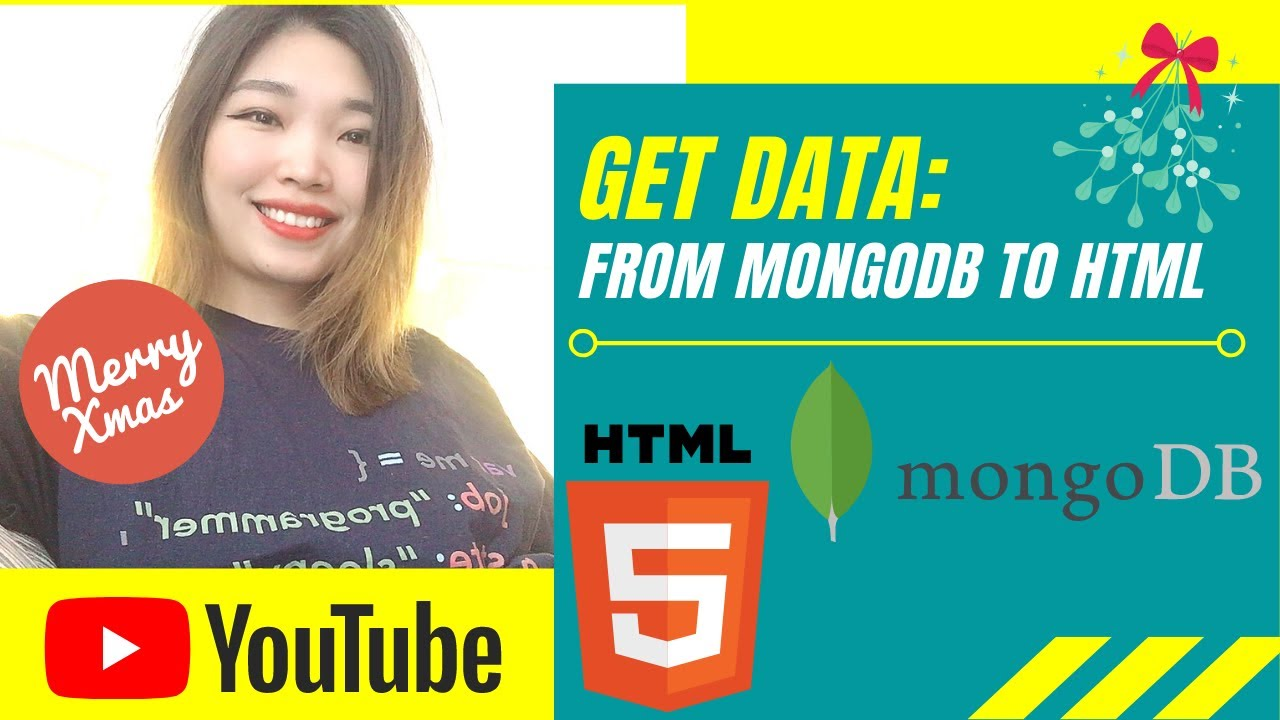 Get Data From MongoDB Atlas to HTML using EJS