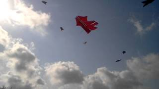 Lomba layang layang ungasan kite festival