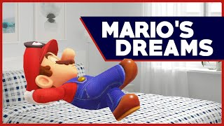 What does Mario dream of when he sleeps?