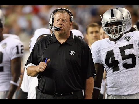 Tom Cable reportedly heading back to Oakland – ProFootballTalk