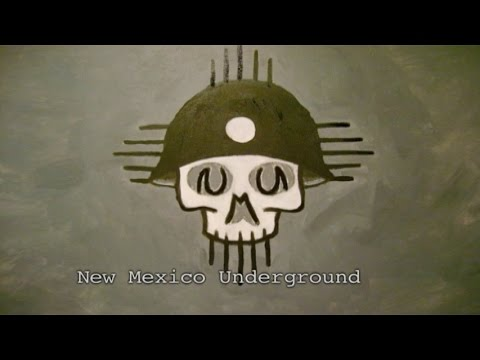The official logo for New Mexico Underground