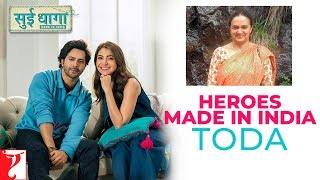 Sui Dhaaga - Heroes Made in India   Toda   Varun Dhawan   Anushka Sharma