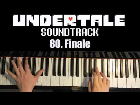 Undertale OST - 80. Finale (Piano Cover by Amosdoll)