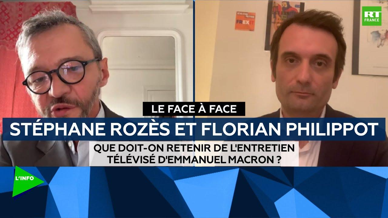 Que doit-on retenir de l'entretien télévisé d'Emmanuel Macron ?