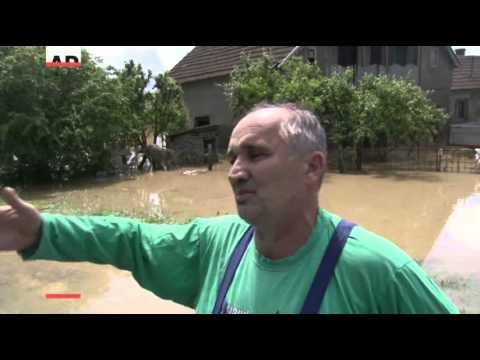 Record Floods Leave West Balkans Homeless