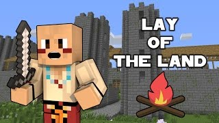 Minecraft - The Lay of The Land - The Amazing Discoveries (1)