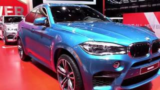 2018 BMW X6 M Limited Special First Impression Lookaround Review