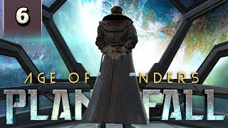 Age of Wonders: Planetfall - Sorinus Alpha - Part 6 [Campaign Gameplay]
