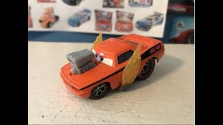 Disney Cars Snot Rod with Flames Review