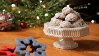 How To Make Russian Tea Cakes | Christmas Cookies