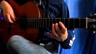 Tu Amor Por Siempre - Tutorial Guitarra HD - Axel