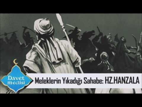 Meleklerin Yıkadığı Sahabe   Hz HANZALA   YouTube