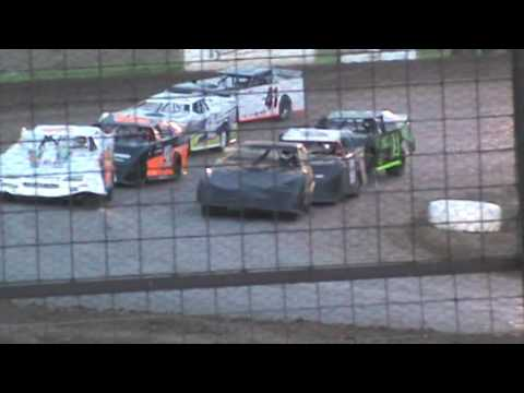 Route 66 Motor Speedway #13 Limited Late Model Heat Race #2 8-13-16