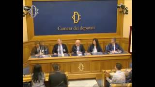 Salvatore Attanasio Avitabile alla Camera dei Deputati presenta il Palio di Fossato di Vico