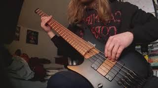 "Cannibal Corpse - ""High Velocity Impact Splatter"" (Bass Cover)"