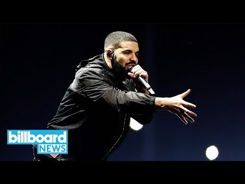 Drake Scores Highest Debut Ever on Rap Airplay Chart With 'Nice For What' | Billboard News