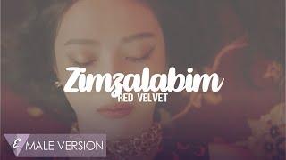 MALE VERSION | Red Velvet - Zimzalabim