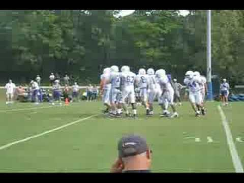 Colts Training Camp in Terre Haute (Aug 12, 2008)
