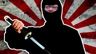 Ninja Kılıcını Hangimiz Daha İyi Kullanacak?