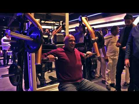 Nitrro Wellness & Fitness Hub, Pune launch