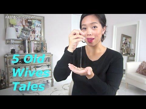 5 Old Wives Tales GENDER PREDICTION TEST! - itsMommysLife