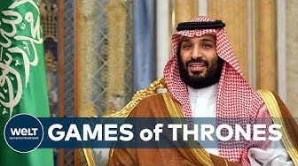 PUTSCH-GERÜCHTE IN SAUDI-ARABIEN: Kronprinz Bin Salman lässt Kritiker verhaften