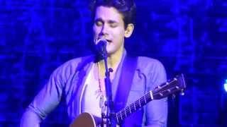 John Mayer - Edge Of Desire - O2 Arena - 9th June 2014
