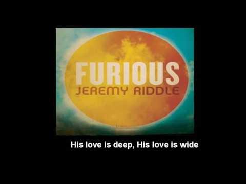 Jeremy Riddle - Furious // lyrics